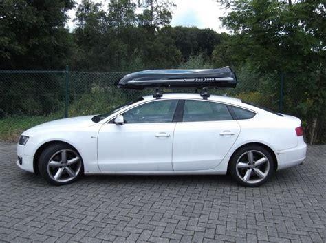 Audi A4 Dachbox by Dachboxen Audi Premium Dachbox Aus Gfk Mobila