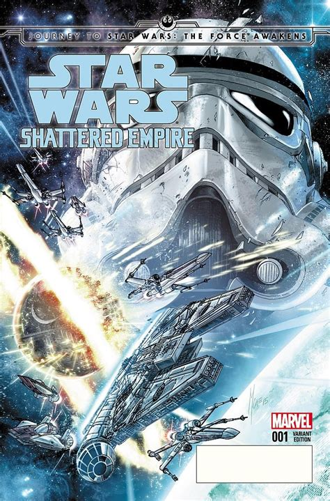 journey to star wars journey to star wars the force awakens shattered empire 1