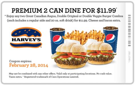 Discount Voucher Harveys | harvey s canada printable coupons 2 great canadian combos