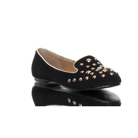 shoes with studs black ekstra