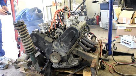 Lamborghini Urraco Engine by Lamborghini Urraco Engine Start