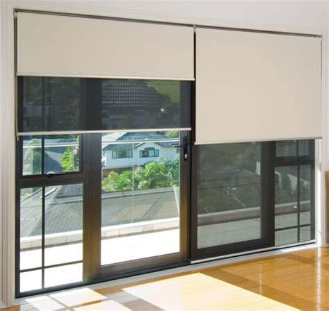 Blockout Blinds by Dual Roller Blinds Buy The Blind Store