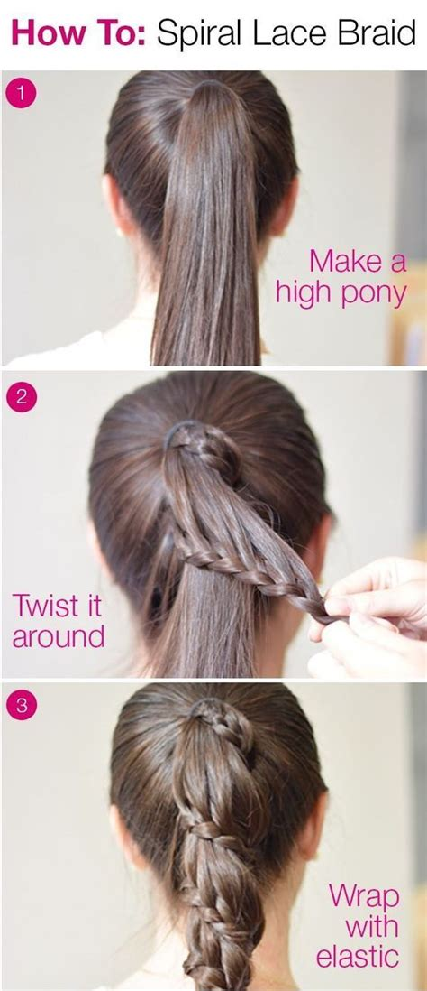 Easy Hairstyles For School by 25 Best Ideas About Easy School Hairstyles On