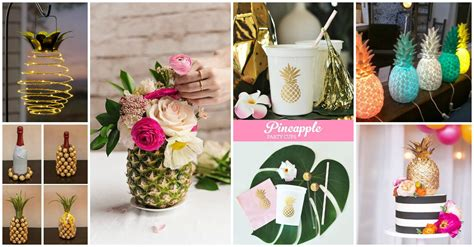 pineapple decorations home wonderful pineapple decor ideas that will steal the show