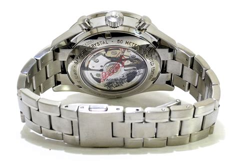 Tag Heuer 50 Th Anniversary Limited Edition Brs tag heuer juan manuel fangio edition wing wah