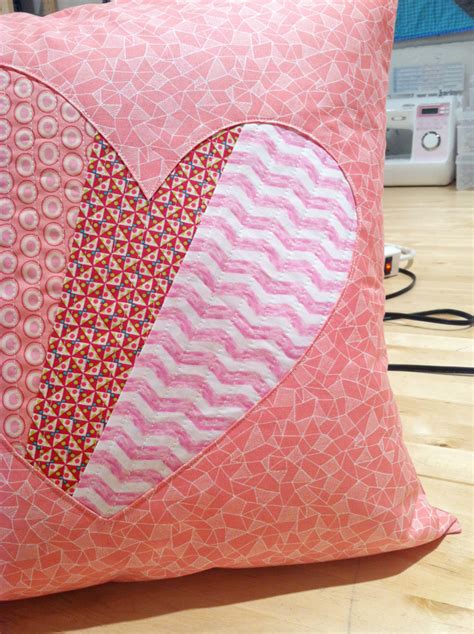 Patchwork Pillowcase Pattern - color pattern and creativity stylish patchwork pillows