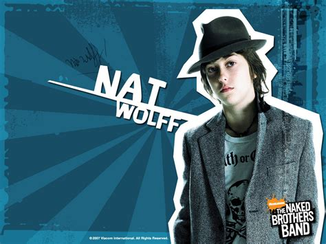 nat wolff band locas por the naked brothers band