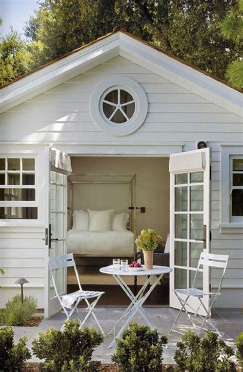 guest house garden houses pinterest