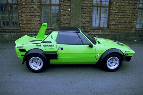 fiat x19 wheels 1975 abarth x 19 prototipo replika