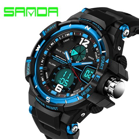 2017 new brand sanda sport waterproof sports