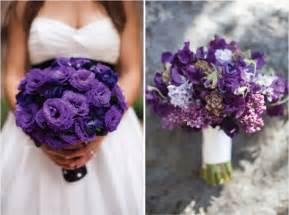 purple wedding bouquets best guides for a purple wedding bridalmoment