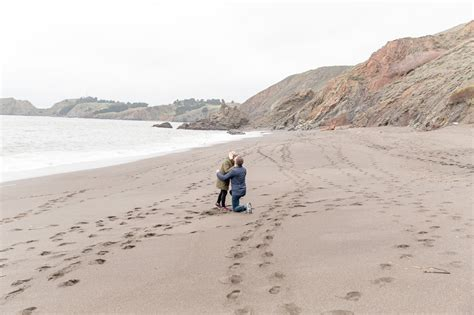 black sand beach san francisco spencer adriana marin black sands beach surprise proposal a tale ahead