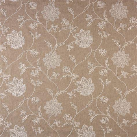 Cotton Upholstery Bal 03 Coklat Fibre Naturelle