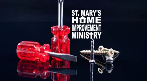 home improvement ministry next day is march 25 church
