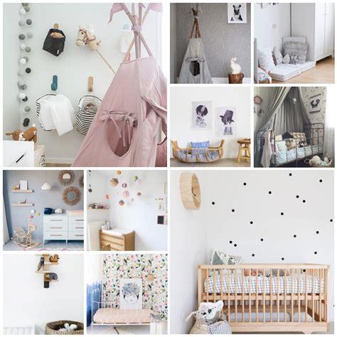 ideas para decorar la habitacion de una bebe 10 ideas para copiar en la habitaci 243 n del beb 233 decopeques