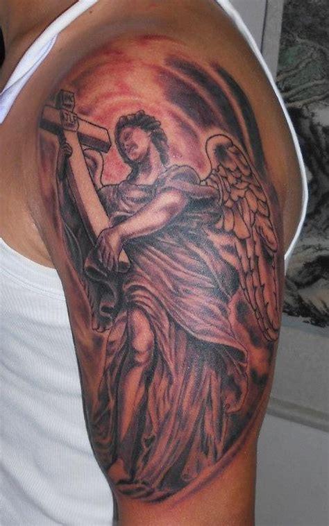 angel gabriel tattoo