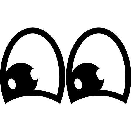 imagenes ojos gratis ojos de dibujos animados iconos gratis de gestos