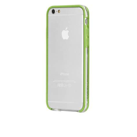 Casemate Iphone 6 Tough Air Clear Mint mate tough frame ultra slim bumper for iphone 6 6s 7 7s clear lime new sustuu