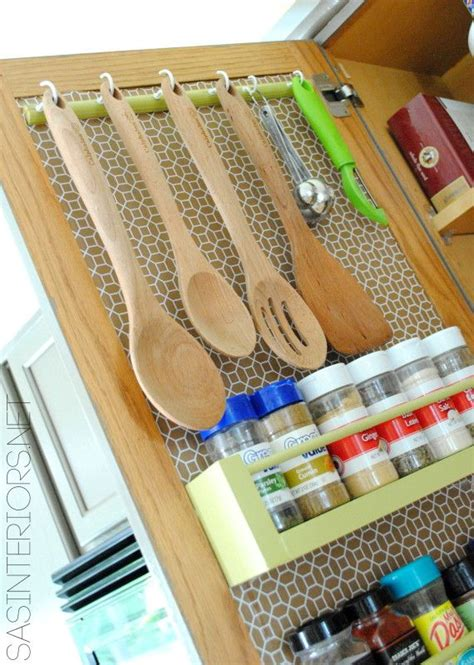 hack storage movie 40 organization and storage hacks for small kitchens