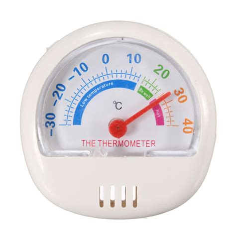 room temperature thermometer pointer refrigerator fridge thermometer freezer kitchen room temperature ebay