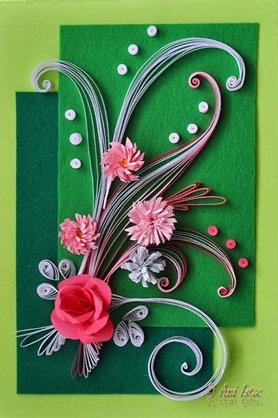 quilling origami tutorial 25 best ideas about quilled roses on pinterest quilling