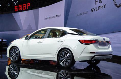 nissan sylphy 2020 nissan sylphy sentra 2020 auto shanghai mega autos