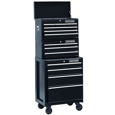 craftsman 3 drawer tool box rolling craftsman 26in x drawer heavy duty ball bearing chest tool