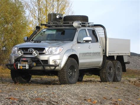 hilux 6x6 photo gallery