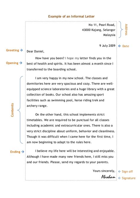 A Written Essay Exle by How To Write A Thank You Letter Informal 28 Images How To Write A Formal And Informal Thank