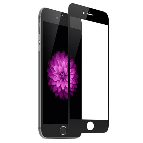 Tempered Glass Iphone 6 Di Ibox tempered glass iphone 6 plus 6s plus black discoazul it