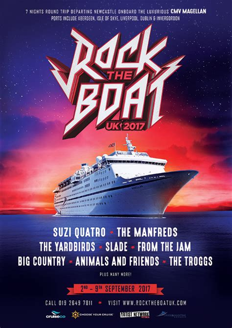 rock the boat 2020 choose your cruise