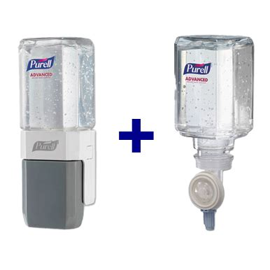 Dispenser Es best purell instant sanitizer dispensers refills 2016