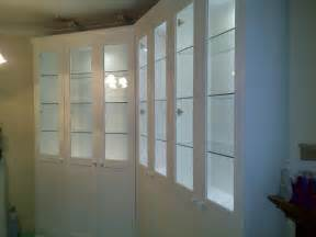 built cabinets: building decorating bespoke built in display cabinet