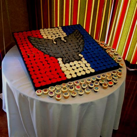 Eagle Scout Cake Decorations by Eagle Scout Court Of Honor Those Are Cupcakes So Cool