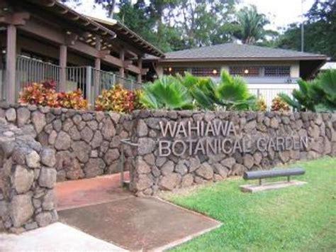 Wahiawa Botanical Garden Hi Address Phone Number Wahiawa Botanical Garden