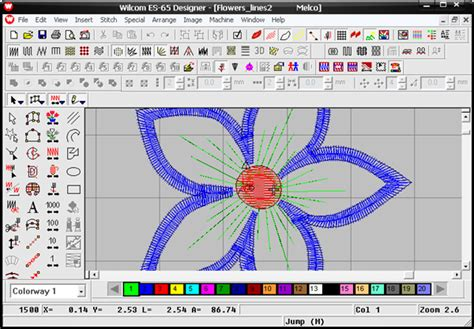 embroidery pattern design software free download
