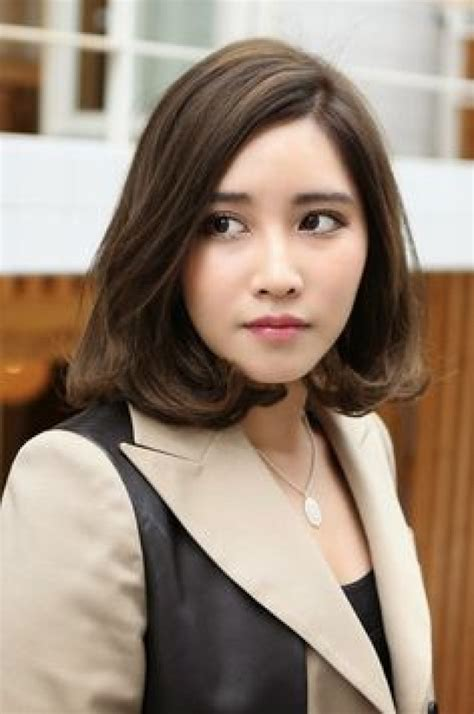 Model Rambut Yang Cocok by 10 Model Rambut Pendek Wanita Kurus Tercantik 2018