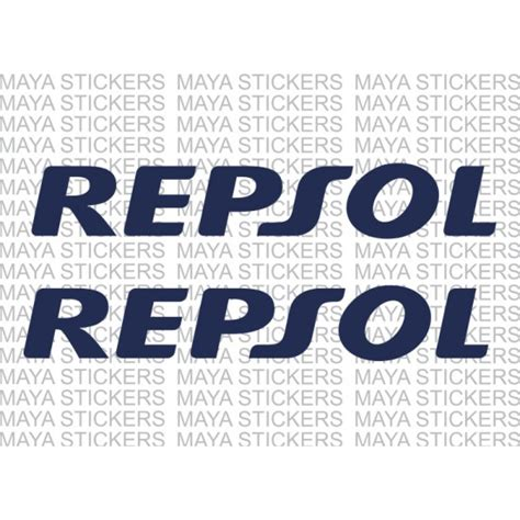 Sticker Honda Repsol by Repsol Logo Sticker For Bikes And Cars Available In