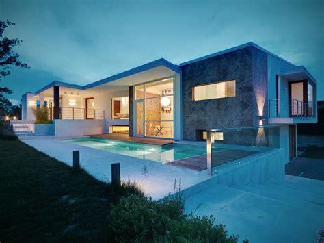 casas en italia casa minimalista en italia