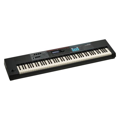 Keyboard Juno roland juno ds88 88 key synthesizer at gear4music