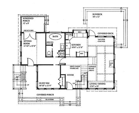 vacation home floor plans antares vacation home plan 080d 0014 house plans and more