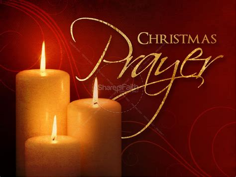 christmas invocation prayer prayer powerpoint presentation powerpoints