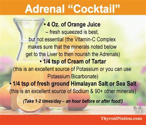Of Tartar And Orange Juice Detox by 25 Best Ideas About Adrenal Fatigue On