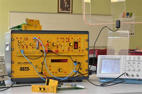 telecommunication  microwave lab isik ueniversitesi