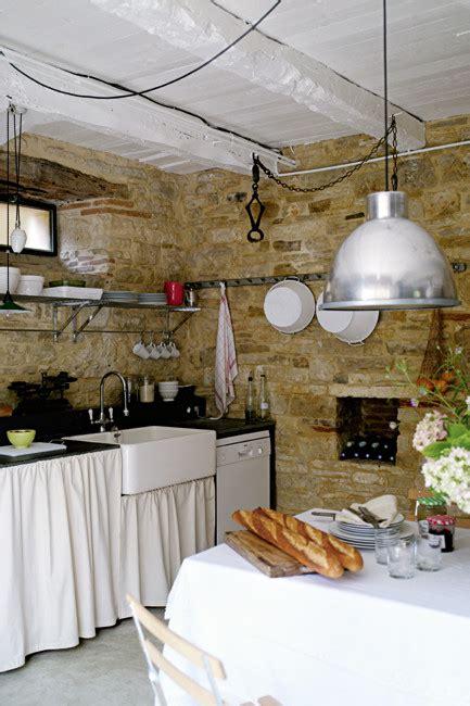 rustic french country home interior design  paris founterior