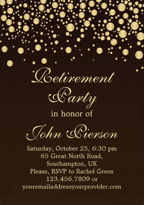 formal dinner invitations psd word ai publisher