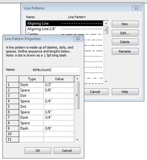 line pattern in revit the bim jedi formally the revit jedi line pattern vs