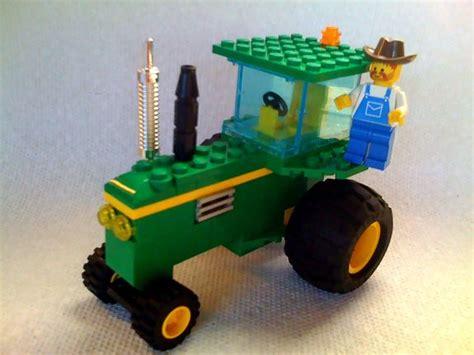 deere lego table john deere lego tractor lego board lego
