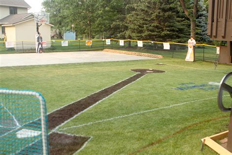 backyard wiffle ball field walmart field wiffle 174 ball field of the month