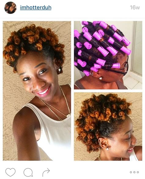 wet set 4c hair 14 defined and undefined roller sets on 4c hair bglh